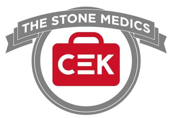 The Stone Medics Badge